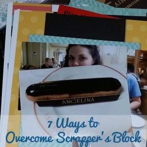 7WaystoOvercomeScrappersBlock