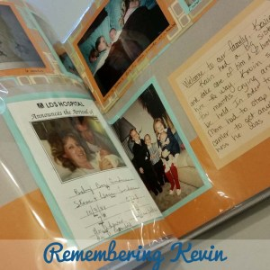 Remembering Kevin